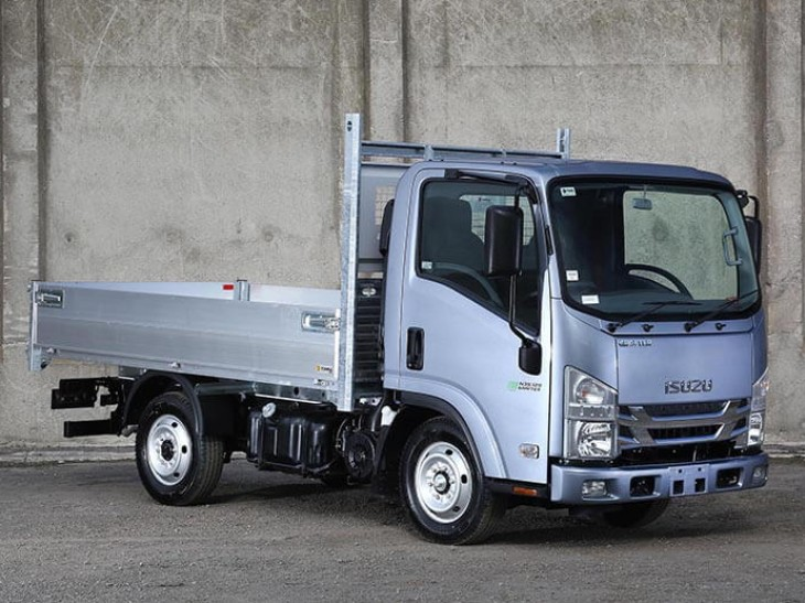 Isuzu Trucks N35