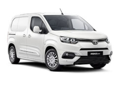 Toyota Proace City Van Leasing