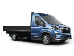 Maxus Deliver 9 Van Leasing