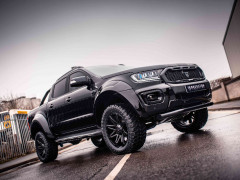 Ford Ranger Van Leasing