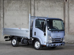Isuzu Trucks N35 Van Leasing