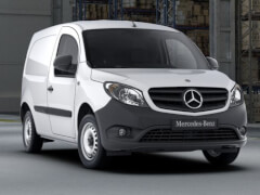 Mercedes Benz Citan Van Leasing