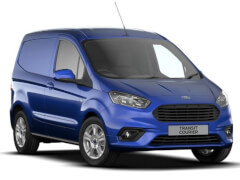 Ford Transit Courier Van Leasing