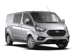 Ford Transit Custom Van Leasing